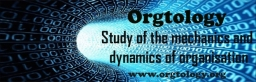 orgtology