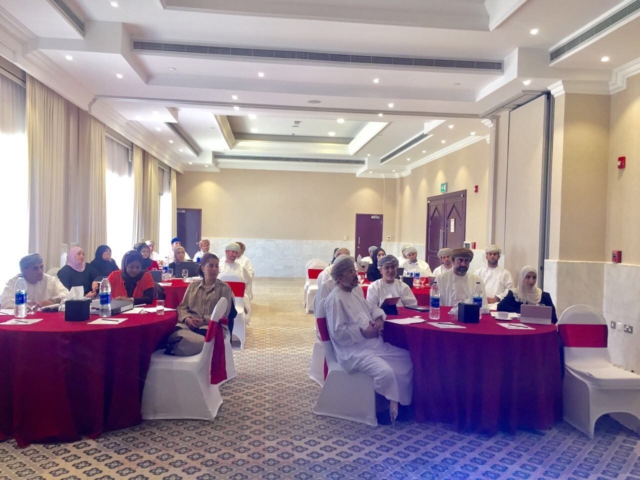 2017, 18 - 20 October: Organisational design and structure for The Research Council of Oman  2018-11-15