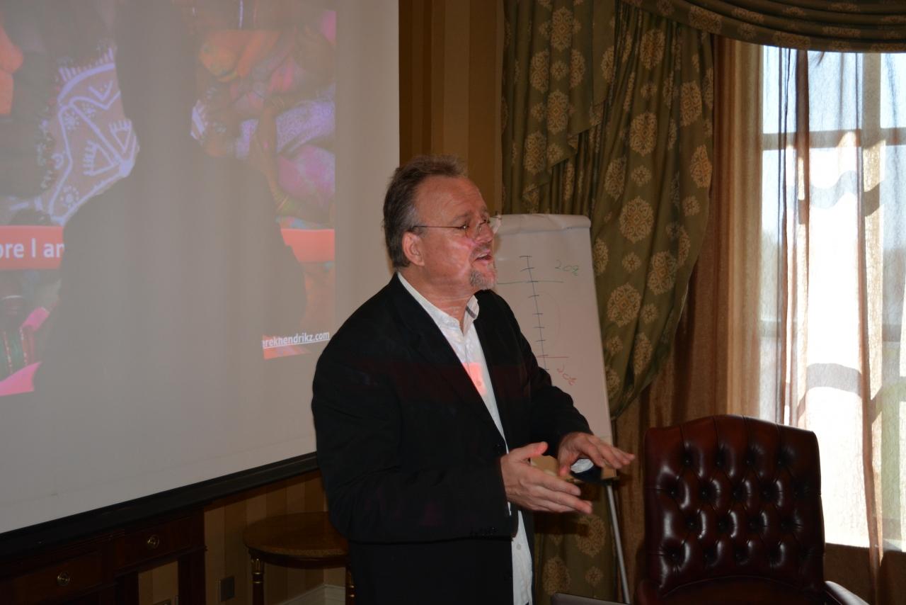 2017, 26 - 28 July: Performance Excellence Workshop - Gabarone 2018-11-15